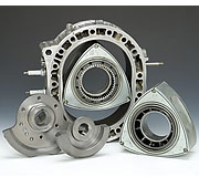 Racing Beat Lightened Rotor Assembly 2004-2011 Mazda RX-8