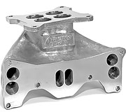Racing Beat Holley Intake Manifold 13B 6-Port 1984-1992 Mazda RX-7