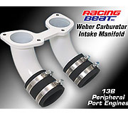 Racing Beat Weber Intake Manifold Peripheral Port Engine 1986-1992 Mazda RX-7