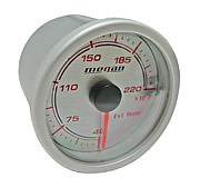 Megan Racing Exhaust Gas Temperature Gauge (52MM) Version 2