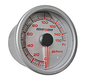 Megan Racing Oil Pressure Gauge (52MM) Version 2