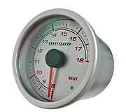 Megan Racing Volt Meter Gauge (52MM) Version 2
