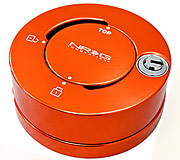 NRG Quick Lock Hub Adapter (Orange)