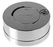 NRG Quick Lock Hub Adapter (Silver)