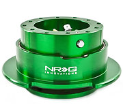 NRG Quick Release Kit Gen 2.5 (Green Body / Green Ring)