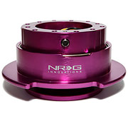 NRG Quick Release Kit Gen 2.5 (Purple Body / Purple Ring)