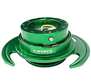 NRG Quick Release Kit Gen 3.0 (Green Body / Green Ring)
